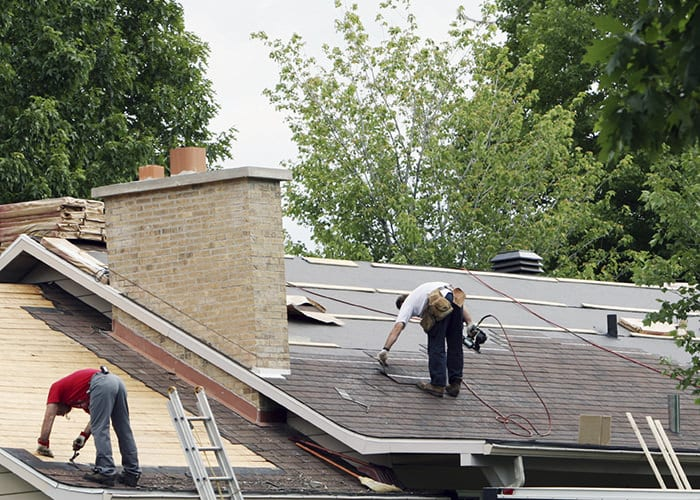 recommended roofing contractors