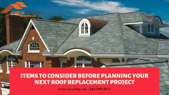 Milwaukee roof replacement tips