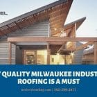 Milwaukee industrial roofing