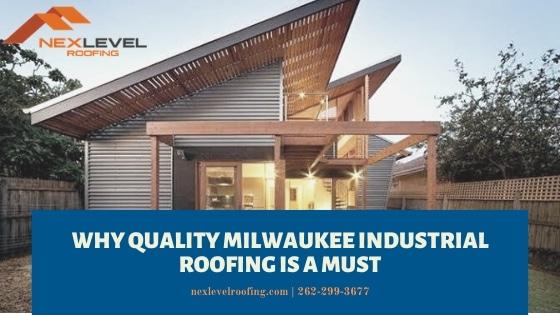 Milwaukee industrial roofing