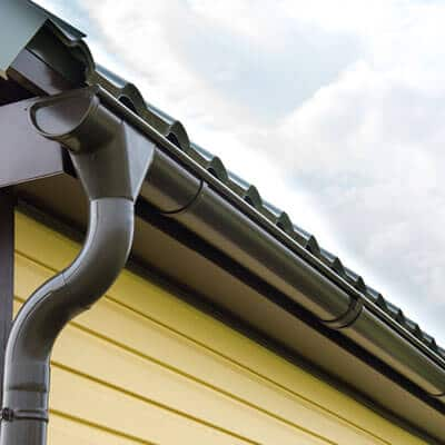 gutter replacement in Milwaukee