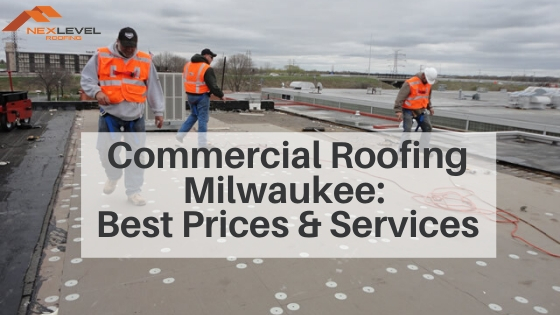 1 - Commercial Roofing Milwaukee: Best Prices & Services