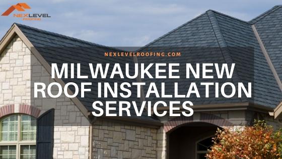 5 - Milwaukee New Roof Installation Services