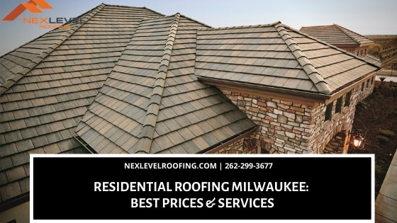 Residential Roofing Milwaukee - Residential Roofing Milwaukee: Best Prices & Services