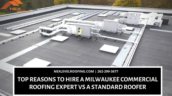 Milwaukee commercial roofing