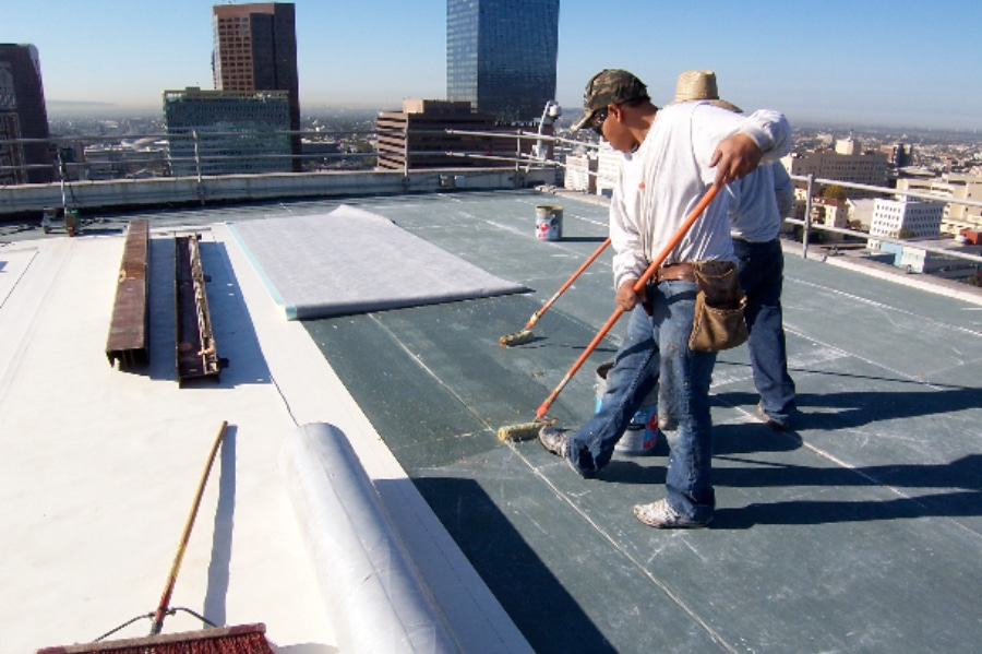Commercial Roofers in Milwaukee
