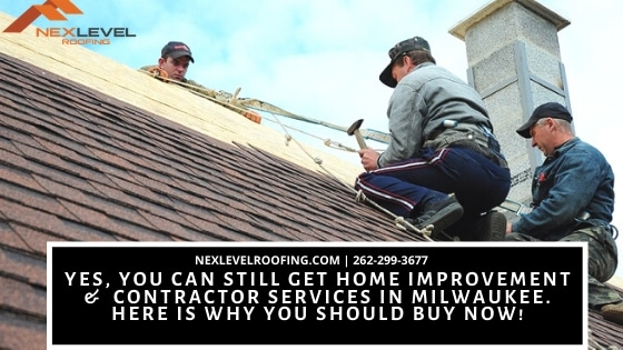 32 - YES, You Can Still Get Home Improvement & Contractor Services in Milwaukee. Here is Why You Should Buy No