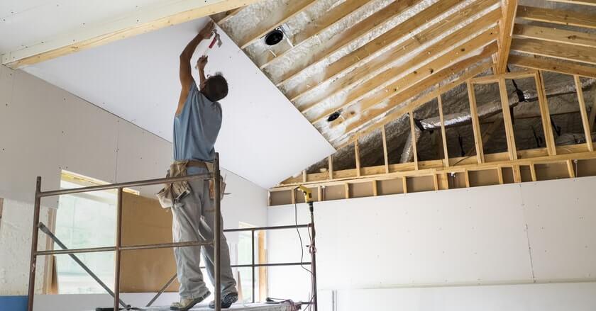 Milwaukee Drywall Installation & Repair Services