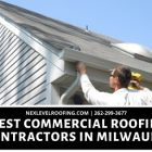 commercial roofing contractors in Milwaukee