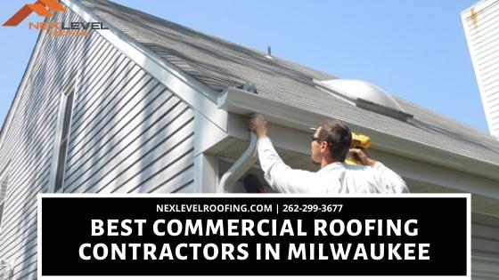commercial roofing contractors in Milwaukee
