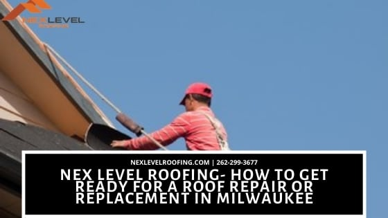roof repair or replacement