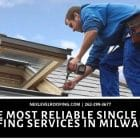 Single Ply Roofing services
