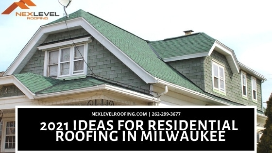 Residential Roofing in Milwaukee
