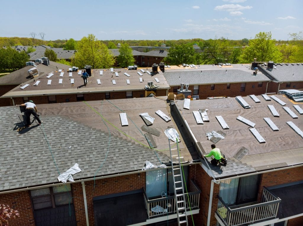save on commercial roofing