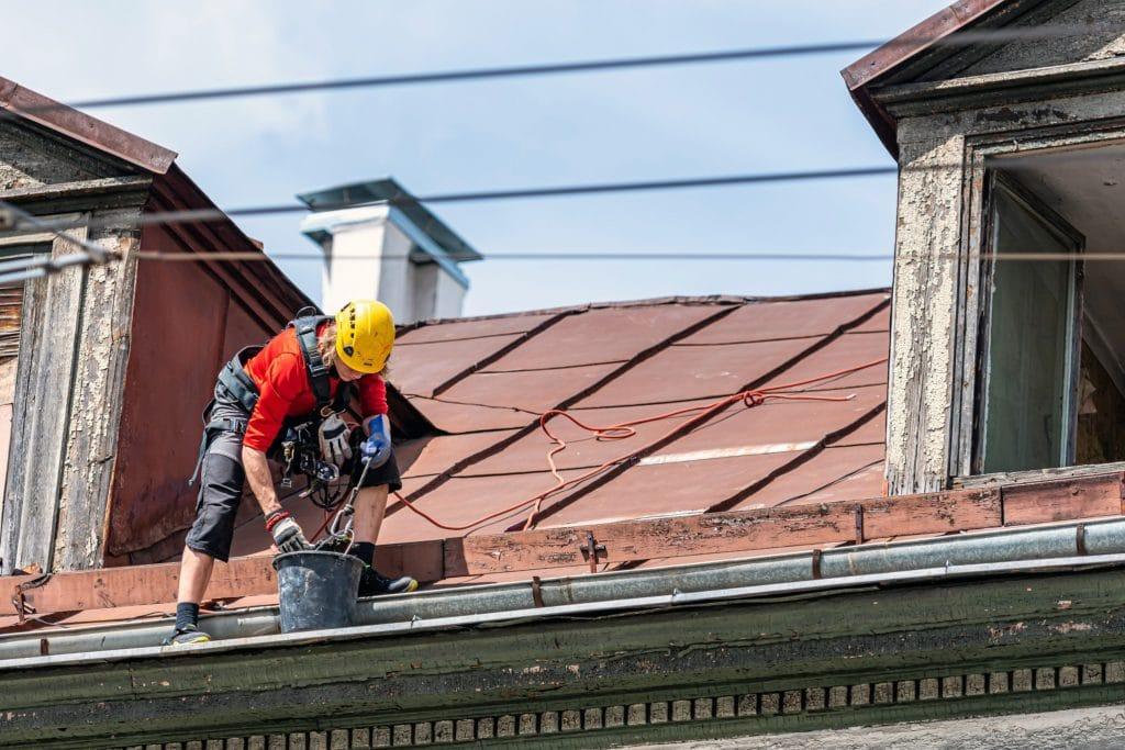 gutter installation, repair and maintenance