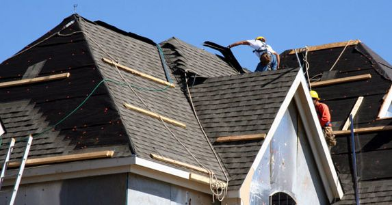 roof construction and repairs