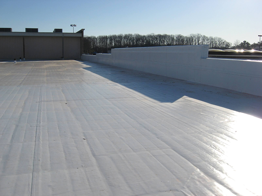 PVC roofing systems in Milwaukee