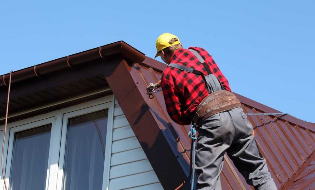 local roofing services in Milwaukee
